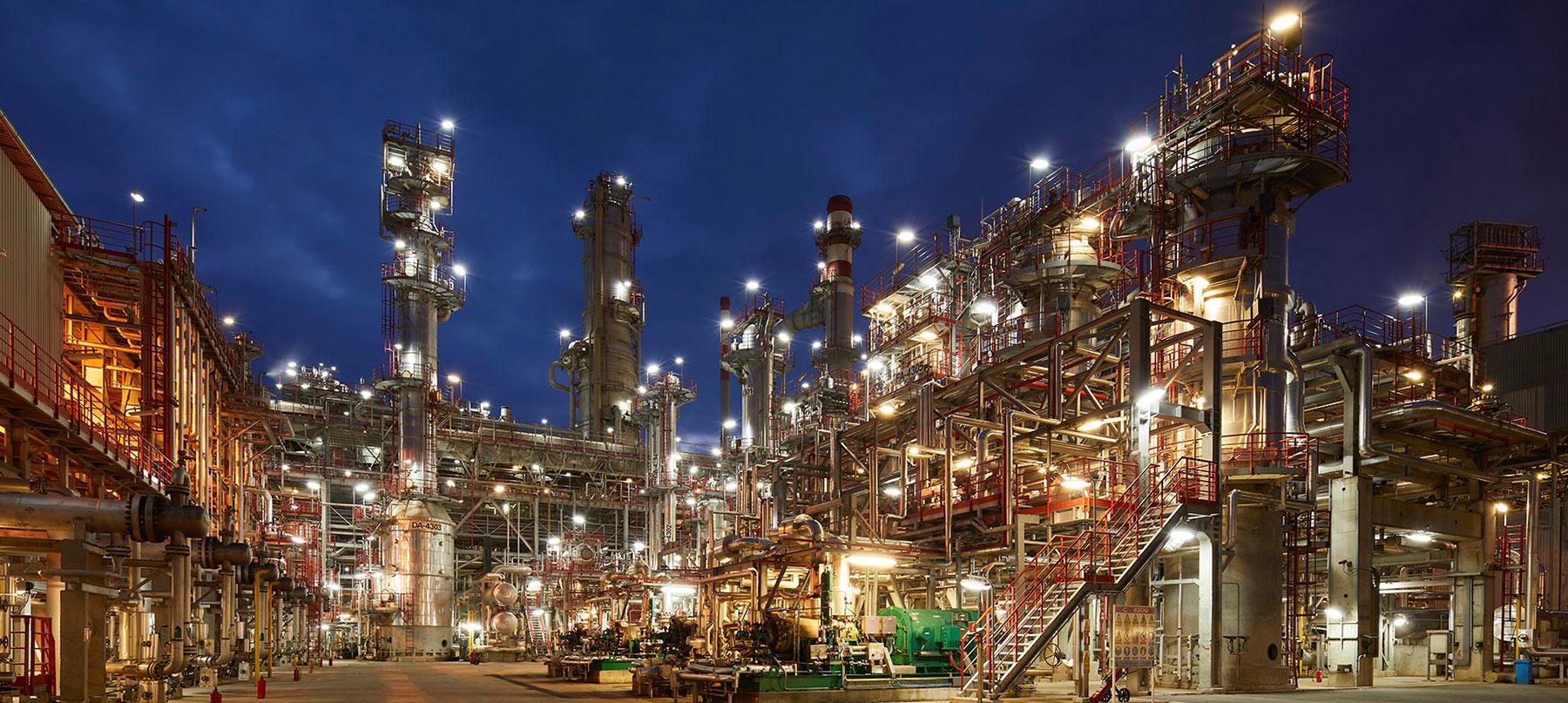 Erdölraffinerie Pančevo